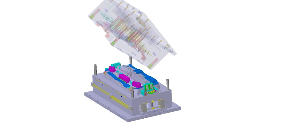 Cad-Cam Technologie Rudolph Spritzgusswerkzeug